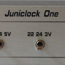 Juniclock One, face avant