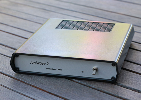 Juniwave 2, résonateur de Schumann 7.83Hz